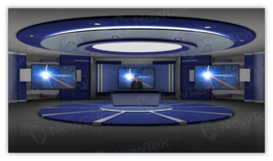 virtual set library newtek